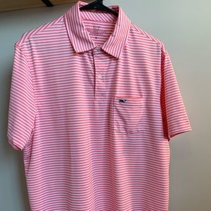 Perfect cond. - Vineyard Vines M performance polo